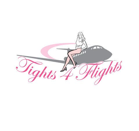 #30 for Design a Logo for Tights 4 Flights by MitchGrafix