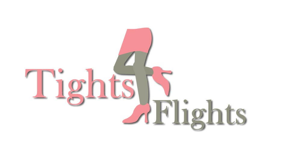 #2 for Design a Logo for Tights 4 Flights by dean95