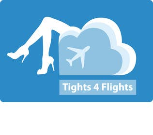 #5 for Design a Logo for Tights 4 Flights by benzenro