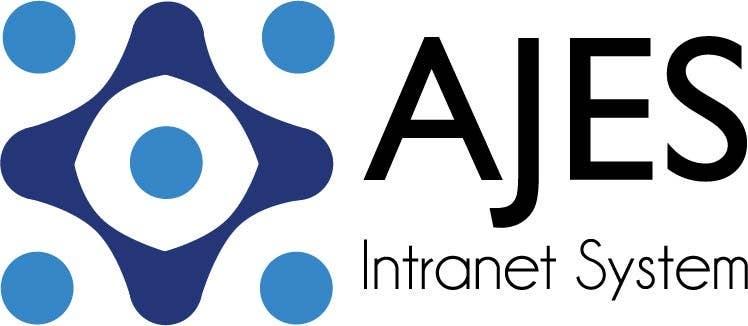 Bài tham dự cuộc thi #                                        30                                      cho                                         Design a Logo for AJES Intranet System