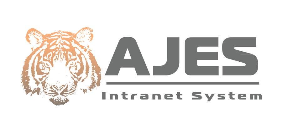 Bài tham dự cuộc thi #                                        9                                      cho                                         Design a Logo for AJES Intranet System