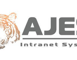 #9 for Design a Logo for AJES Intranet System by goodvind