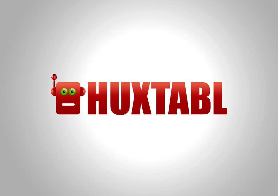 Konkurrenceindlæg #330 for Logo Design for Huxtabl