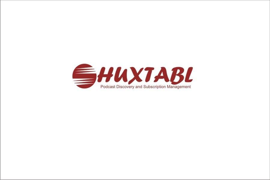 Kilpailutyö #269 kilpailussa Logo Design for Huxtabl