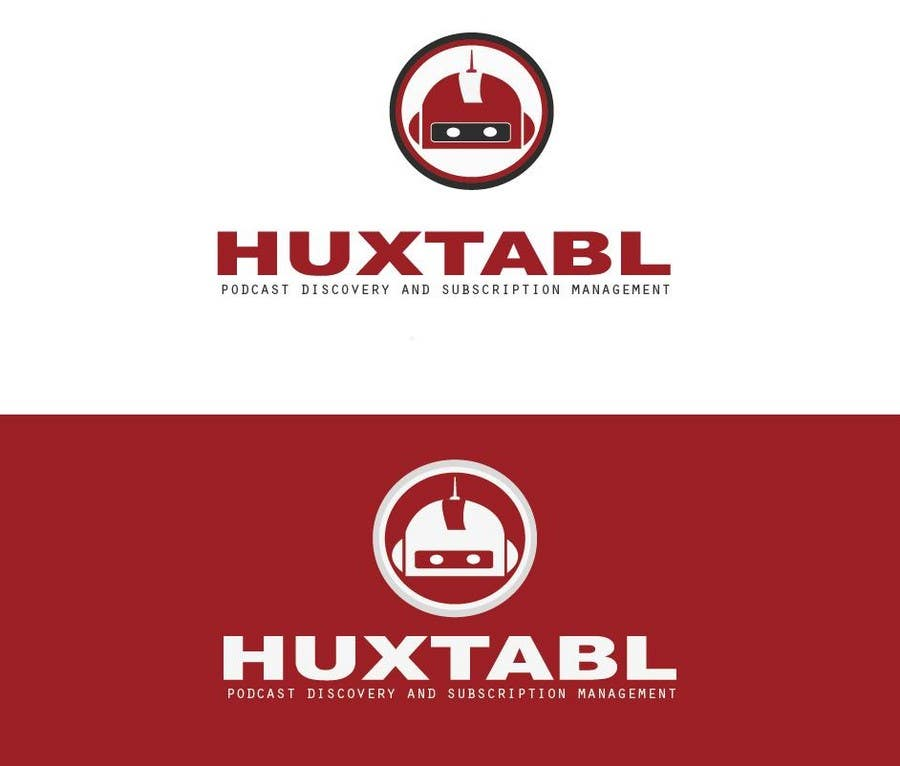 Contest Entry #255 for Logo Design for Huxtabl