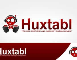 #201 para Logo Design for Huxtabl de ArnavC