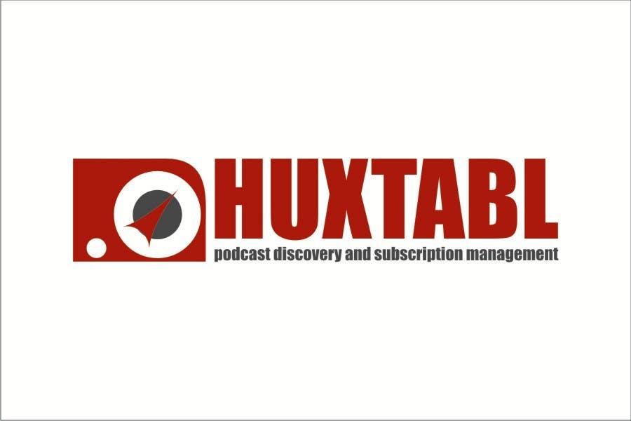 Konkurrenceindlæg #283 for Logo Design for Huxtabl