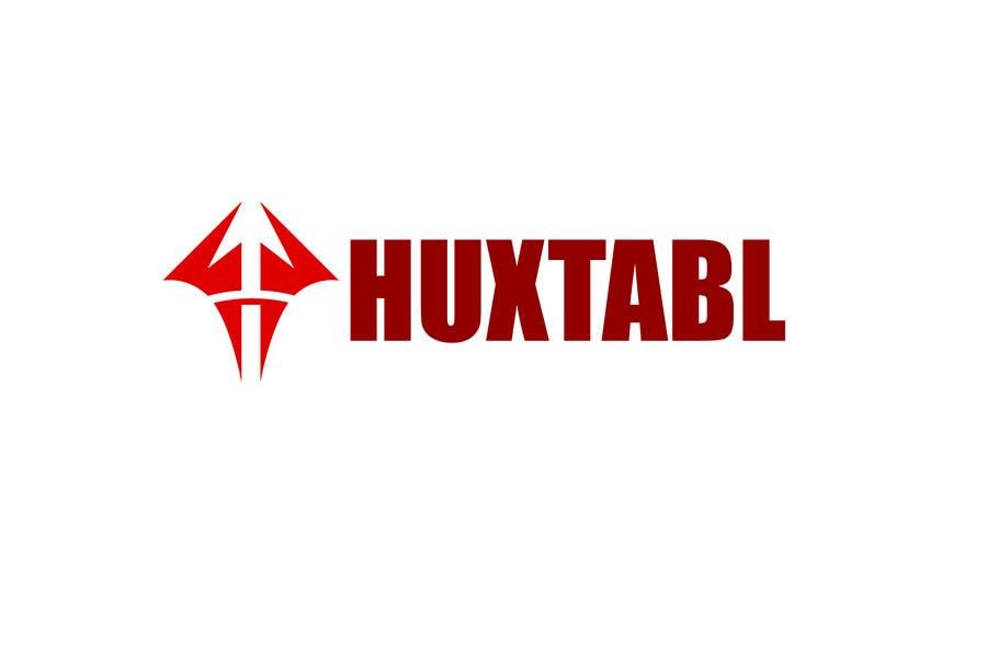 Конкурсная заявка №193 для Logo Design for Huxtabl