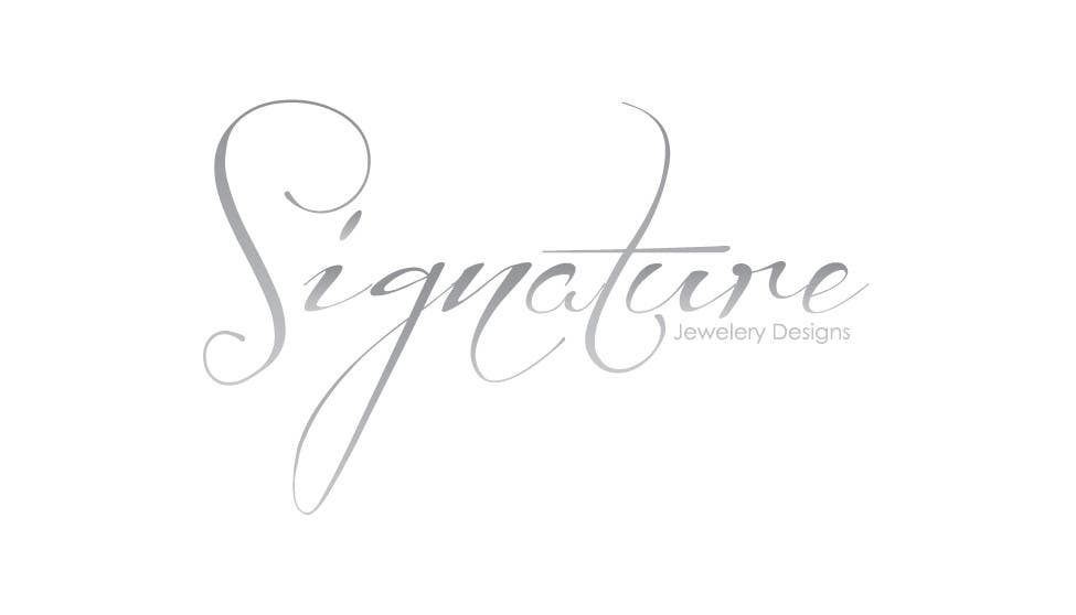 #46 for Design a Logo for jewlery design business by SerMigo