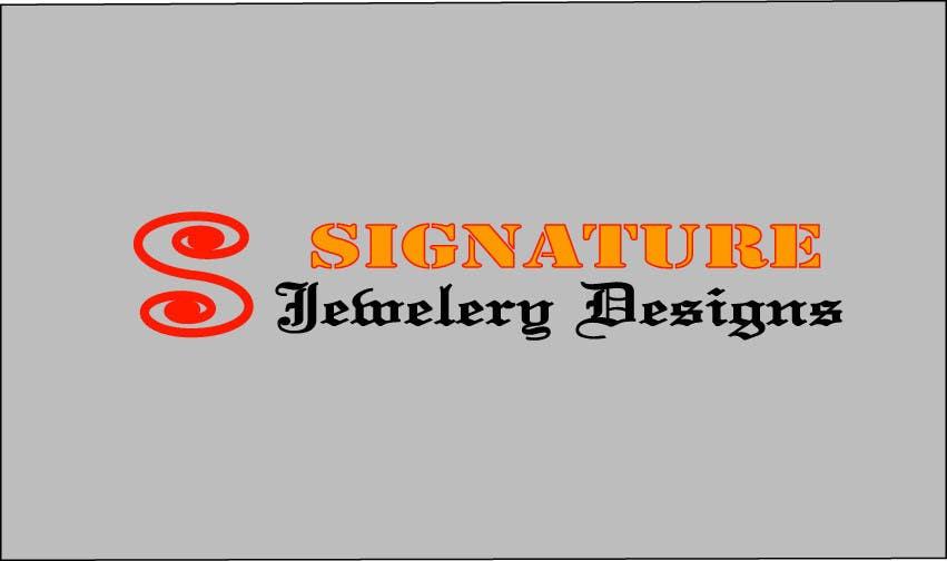 Bài tham dự cuộc thi #92 cho Design a Logo for jewlery design business