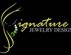 #45 untuk Design a Logo for jewlery design business oleh jeanpescador