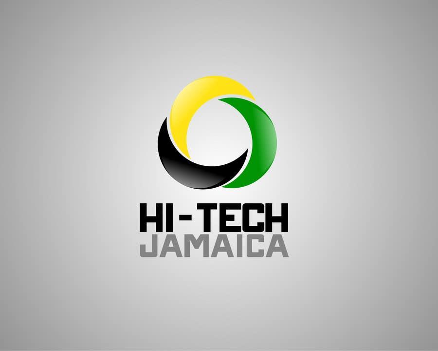 Inscrição nº 3 do Concurso para Logo for Hi-Tech Jamaica