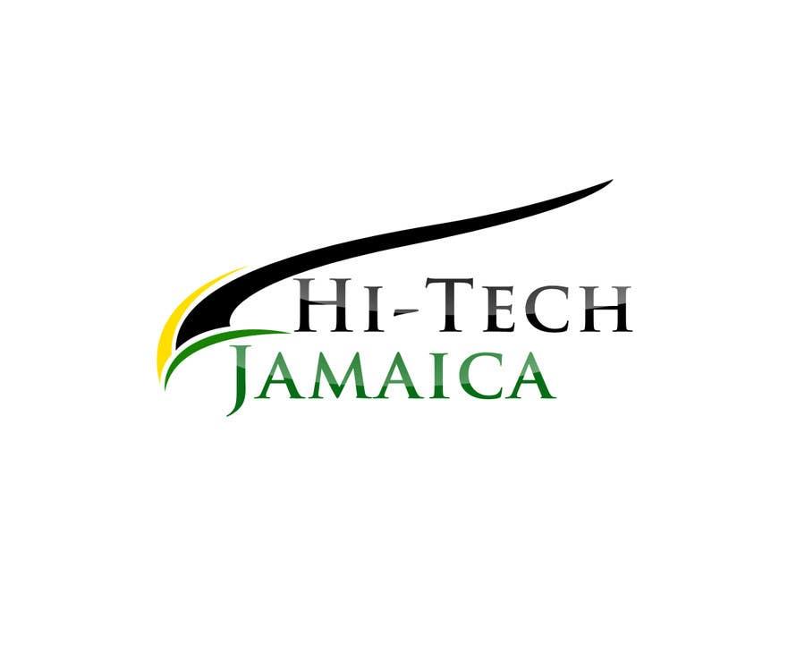Inscrição nº 210 do Concurso para Logo for Hi-Tech Jamaica