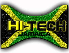 #37 para Logo for Hi-Tech Jamaica por juligmz