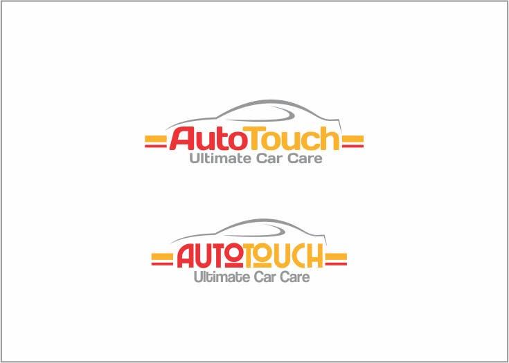 Kilpailutyö #77 kilpailussa New ideas for Auto Touch Logo