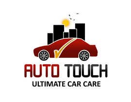 #81 para New ideas for Auto Touch Logo por preethamdesigns