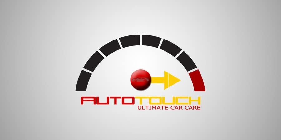 Bài tham dự cuộc thi #                                        44                                      cho                                         New ideas for Auto Touch Logo