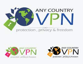 #92 for Design a Logo for a VPN Provider by kaddalife