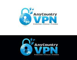 #43 for Design a Logo for a VPN Provider by alexandracol