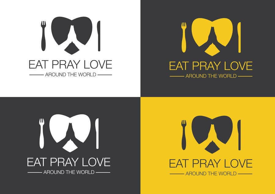 Proposition n°35 du concours Eat Pray Love around the world
