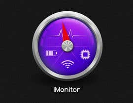 #164 cho Design an App Icon for iMonitor (Mac App) bởi chithrarahul