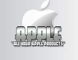 #10 for Design a sample logo for Apple products selling website af VishalJoshi09