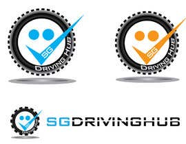 #91 for Design a Logo for SGDRIVINGHUB by need2work4u