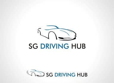 #74 for Design a Logo for SGDRIVINGHUB by nomi2009