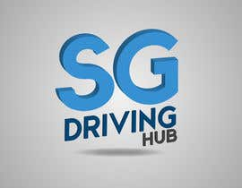 #92 for Design a Logo for SGDRIVINGHUB by asadnawazvw