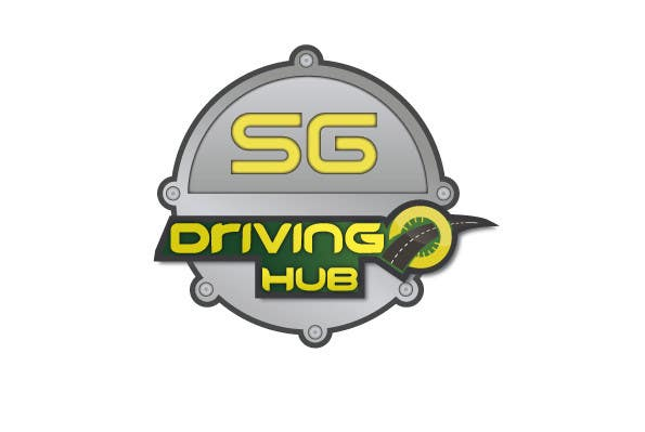 Contest Entry #37 for Design a Logo for SGDRIVINGHUB