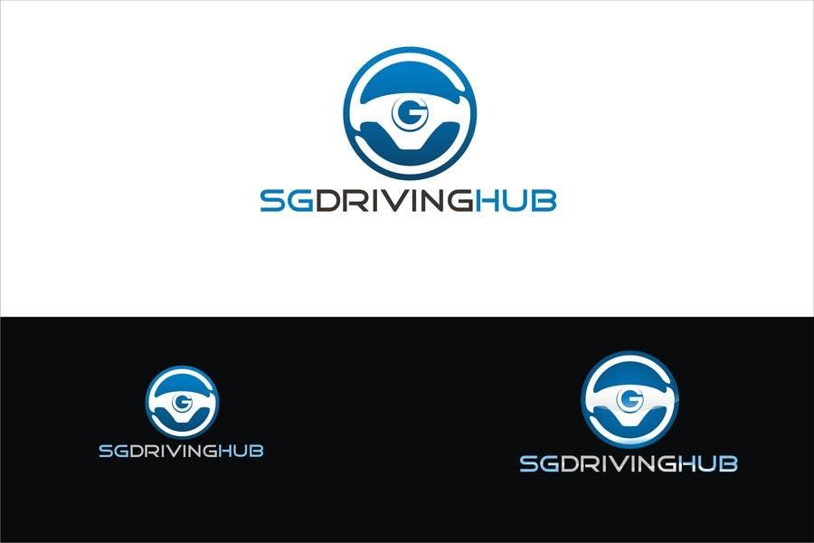 Inscrição nº 88 do Concurso para Design a Logo for SGDRIVINGHUB