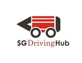 #82 for Design a Logo for SGDRIVINGHUB by ramapea
