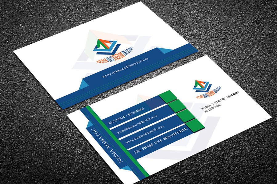 Transport Cleaning Services : Design a letterhead and business cards for trading