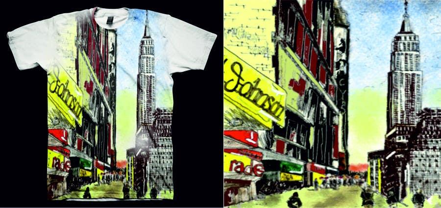 Penyertaan Peraduan #                                        60                                      untuk                                         T-shirt Design for Featherhead