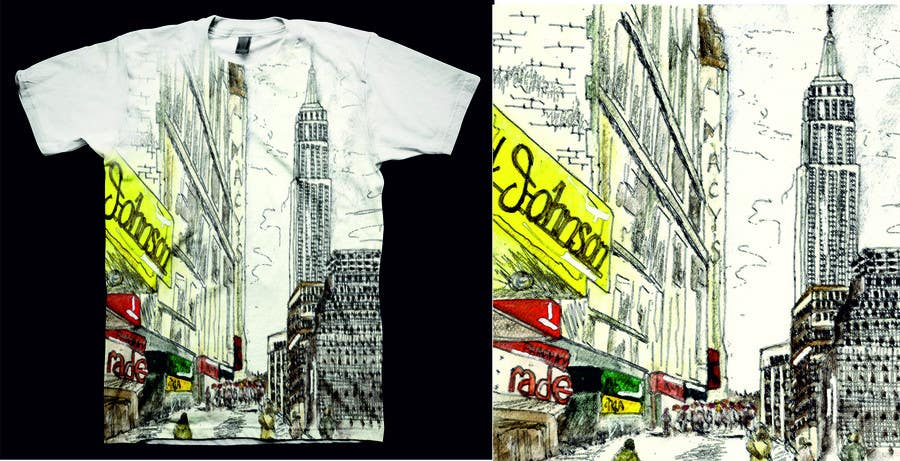 Penyertaan Peraduan #                                        63                                      untuk                                         T-shirt Design for Featherhead