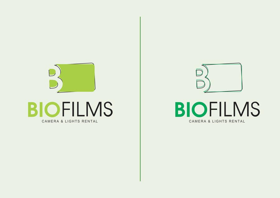 #213 for Design logo for film equipement rental company by rdesignr