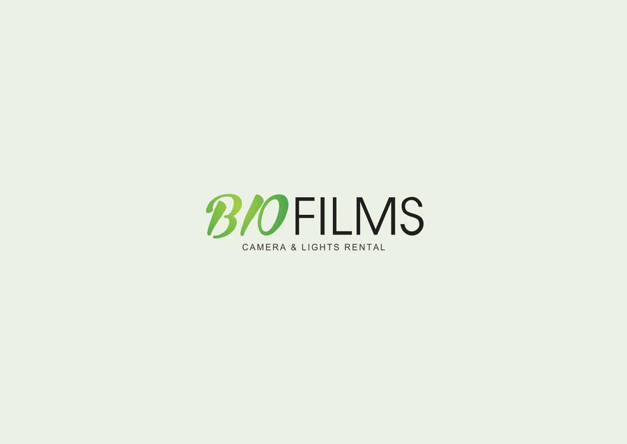 #214 for Design logo for film equipement rental company by rdesignr