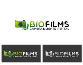 #184 for Design logo for film equipement rental company by anamiruna