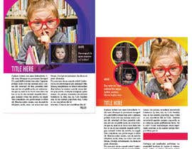 KarenMontenegro tarafından Newsletter design for wed and for print için no 2