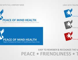 "#113 para Design a Logo for my company ""Peace of Mind Health"" por mikhailduong"