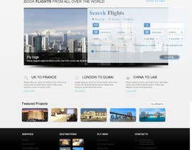 fahadhafeez67 tarafından Design a Website Mockup for Online Booking Engine için no 5
