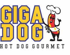 #21 para Giga Dog - Hot Dog Gourmet por Gletjr