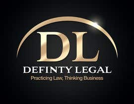 nº 1 pour Design a Logo for Definity Legal par Jevangood