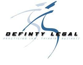 nº 3 pour Design a Logo for Definity Legal par mrleefh78