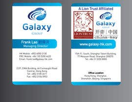 #27 cho To improve existing business card bởi alienbd