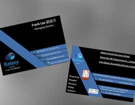nº 24 pour To improve existing business card par bhanukabandara