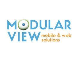 nº 28 pour Logo Design for Modular View par natalia0204