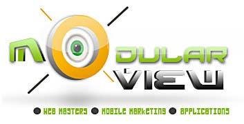Конкурсная заявка №45 для Logo Design for Modular View