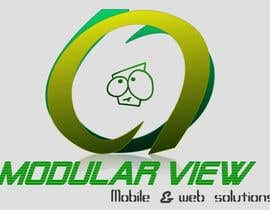 #39 para Logo Design for Modular View de asadelahi1