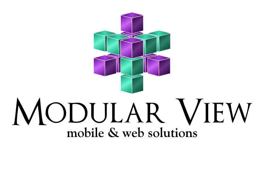Конкурсная заявка №68 для Logo Design for Modular View